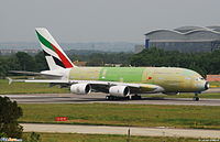 A6-EDG - A388 - Eagle Air (Sierra Leone)