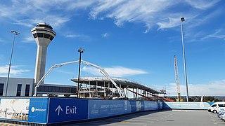 Airport railway line, Perth