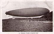 Airship Belgique