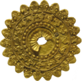 Akhalgori gold disk, 4th cent BCE.png