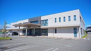 Akita city east citizen service center 20190814.jpg