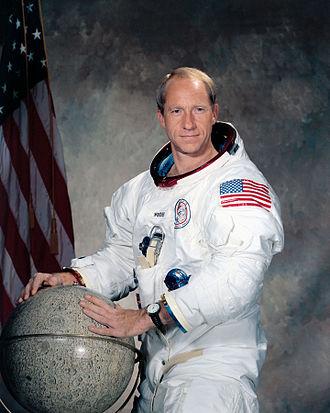 Alfred Worden - Image: Al Worden Apollo 15 CMP