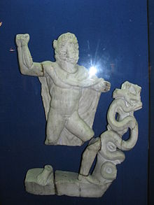 Alba Iulia National Museum of the Union 2011 - Relief, Apulum.JPG