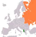 Albania Soviet Union Locator.png