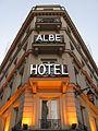 Albe Hôtel August 27, 2008.jpg