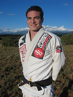 Alberto Crane American mixed martial arts fighter