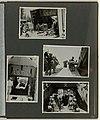 Albumblad met 4 foto's van de manschappen tijdens hun ontscheping in Soerabaja, NG-2010-43-41.jpg