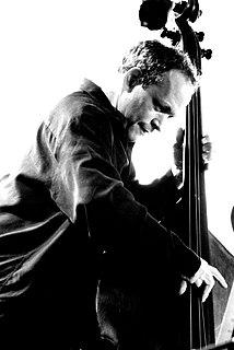 Alec Dankworth English jazz bassist and composer