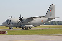 Alenia C-27J Spartan, 2705, Romanian Air Force.jpg