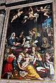 Alessandro allori, natività della vergine, 1602, cappella della natività 2.jpg
