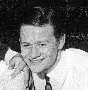 Alex Higgins - Alex Higgins in the 1960s