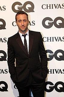 Alex OLoughlin Australian actor
