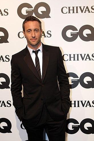 Alex O'Loughlin - O'Loughlin at the 2011 GQ Men Of The Year Awards