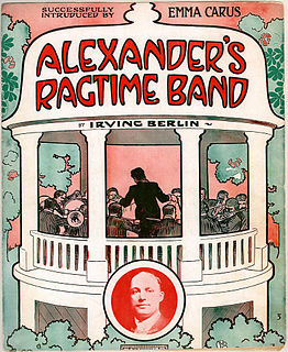 Alexanders Ragtime Band 1911 song composed by Irving Berlin