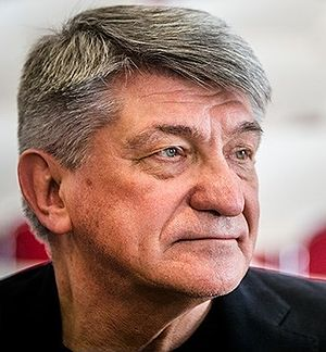 Alexander Sokurov - Sokurov in a press conference during Fajr Film Festival