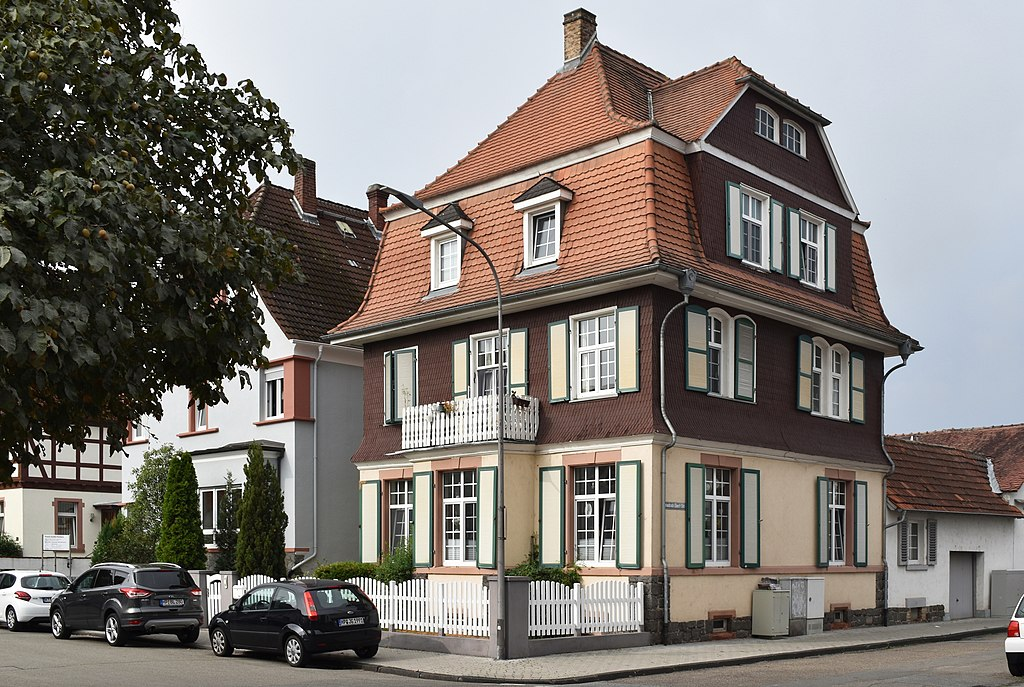 Alexanderstrasse 17 Lorsch (Rundgang Lorsch)