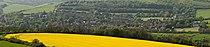 Alfriston panorama, England - May 2009.jpg