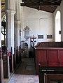 All Saints, Weston Longville, Norfolk - South aisle - geograph.org.uk - 485067.jpg