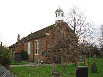 Barlby - The Church of All Saints (Church of England)