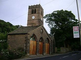 All Saints Church, Marple - Image: All Saints Church, Marple 01