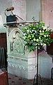All Saints Church - stone pulpit - geograph.org.uk - 1070170.jpg
