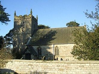 Nunnington - Image: All Saints and St James' Church , Nunnington geograph.org.uk 1079692