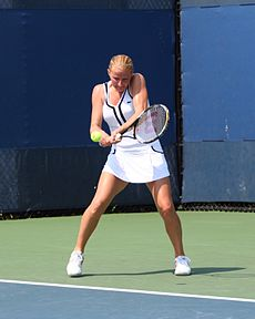 Alla Kudryavtseva at the 2010 US Open 01.jpg