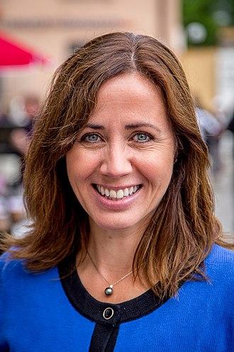 Filippa Reinfeldt - Filippa Reinfeldt in July 2014