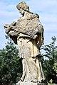 Alsóbogát, Nepomuki Szent János-szobor 2021 07.jpg