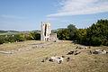 Alsódörgicse, ruin of medieval church-4.jpg