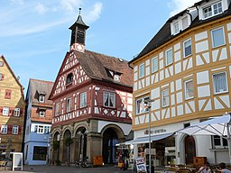 Alte Rathaus Waiblingen1