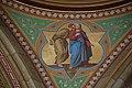 Altlerchenfelder Pfarrkirche - Deckenmalerei im linken Seitenschiff 11.JPG