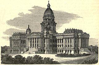 29th Illinois General Assembly Illinois state legislature