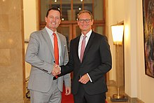 Image result for envoy to Germany, Richard Grenell