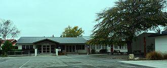 Amberley, New Zealand - Amberley Primary School