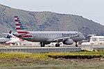 American Airlines Airbus A321-231 N109NN (16653446867).jpg