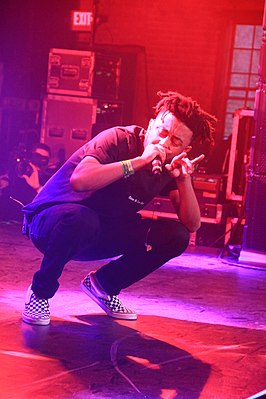 Aminé at the SXSW Youtube Party 2017 (33556409746).jpg
