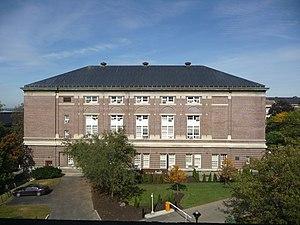 Amos Eaton Hall - Amos Eaton Hall