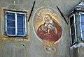 Ampass, Mariahilf-Fresko am Haus Haller Innbrücke 3.JPG