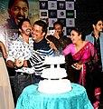 Amruta Khanvilkar at Shreyas Talpade & Jitendra Joshi's birthday bash.jpg