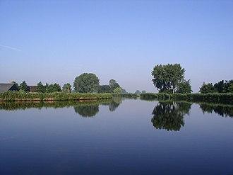 Uithoorn - Amstel-Drecht Canal (Amstel-Drechtkanaal)