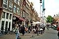 Amsterdam, the Nieuwmarkt.JPG