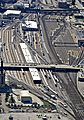 Amtrak 14th Street Coach Yard & Maintainence facility View from Willis Sears Tower Chicago (6107656162).jpg