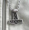 Amulet Thor's Hammer 2008-08-31.JPG