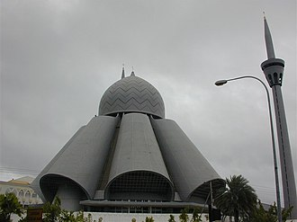 Labuan - An-Nur State Mosque