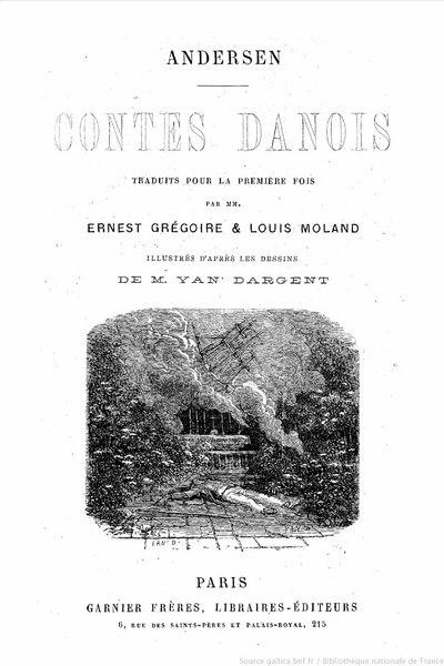 File:Andersen - Contes danois, trad. Grégoire et Moland, 1873.djvu