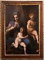 Andrea del sarto, madona col bambino e san giovannino, 1517-18.jpg