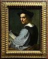 Andrea del sarto, ritratto d'uomo, 1517-18 ca.jpg