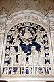 Andrea e Giovanni della Robbia, Gesù e la Vergine intercedono presso l'Eterno, 1495-1500 (02).jpg