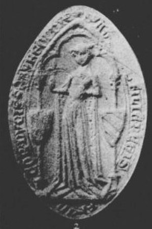 Agnes of France, Duchess of Burgundy - Image: Anežka Francie